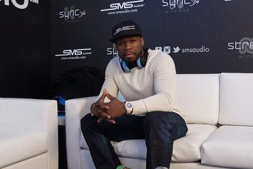 """50 Cent Shares Details On Upcoming Project """"Animal Ambition"""""""