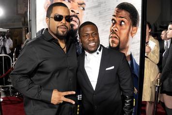 "Ice Cube's ""Ride Along"" Movie With Kevin Hart Breaks Box Office Record"