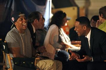 HBO Working On Electronic Comedy With Jay Z & Will Smith As Executive Producers