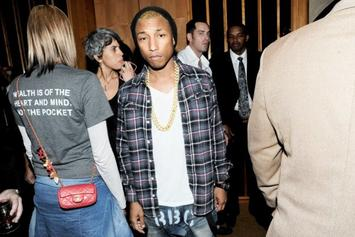 Pharrell And Bionic Yarn Join Forces With G-Star Raw For Environmental Project
