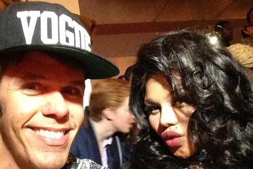 Lil Kim Is Pregnant; Shows Off Baby Bump At NYFW [Update: It's A Girl]