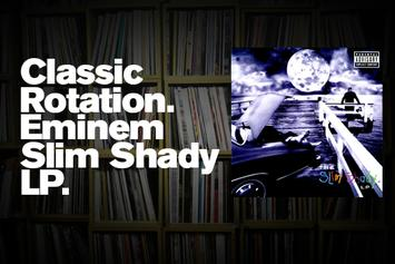 "Classic Rotation: Eminem's ""The Slim Shady LP"" 15 Years Later"