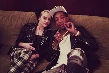 "Wiz Khalifa Discusses ""Blacc Hollywood"" and Smoking Pot With Miley Cyrus"