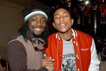 """Pharrell & will.i.am Reportedly Settle Lawsuit Over """"i am OTHER"""""""