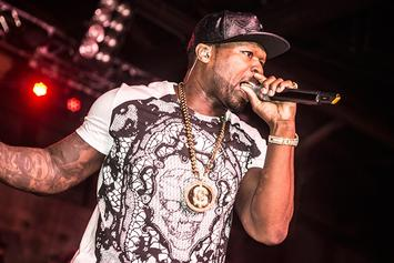 "50 Cent Reveals Some Features From ""Animal Ambition"""
