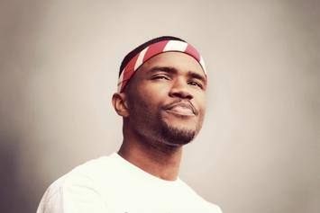 Frank Ocean Spotted In Studio Working On Sophomore LP