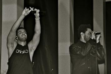 Drake & The Weeknd Throw Homecoming Show In Toronto