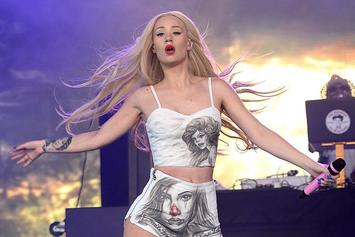 "Iggy Azalea Responds To Funkmaster Flex Calling Her Record ""Trash"" On Air"