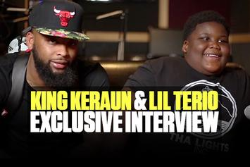 Lil TerRio & King Keraun Talk Celebrity, Rap, New Music & More