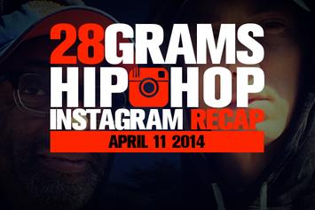 28 Grams: Hip-Hop Instagram Recap (April 11)
