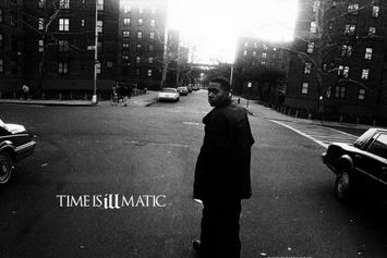 "Nas' ""Time Is Illmatic"" Trailer"