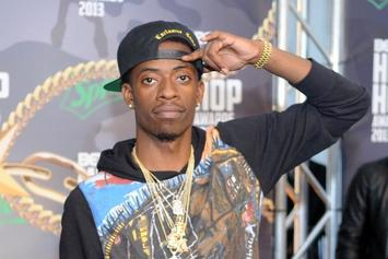 Rich Homie Quan Denies Having Seizures, Says He Hit His Head After Fainting