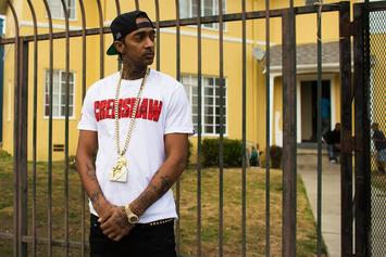 "Nipsey Hussle Speaks On Upcoming Debut Album, Calls It ""Epic"""