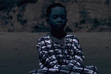"Shabazz Palaces ""Dawn In Luxor"" Video (Kenzo Lookbook)"
