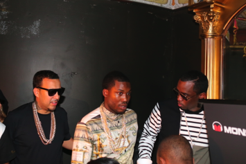 "Diddy, Meek Mill & French Montana Preview ""We Dem Boyz"" Remix"