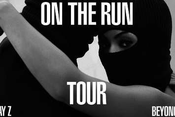 "Jay Z & Beyonce's ""On The Run"" Tour Set To Become Second Most Successful Tour Ever"