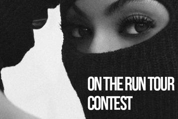 "Win Tickets To See Jay Z & Beyonce ""On The Run"" At MetLife Stadium"