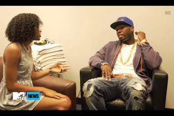 50 Cent Talks Upcoming G-Unit Mixtape And Album