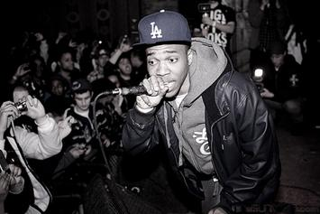 "Curren$y Announces ""The Drive In Theatre"" Tour"