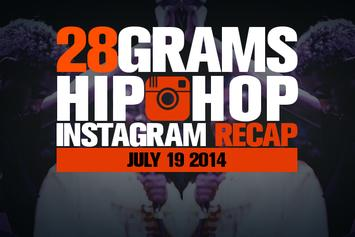 28 Grams: Hip-Hop Instagram Recap (July 19)