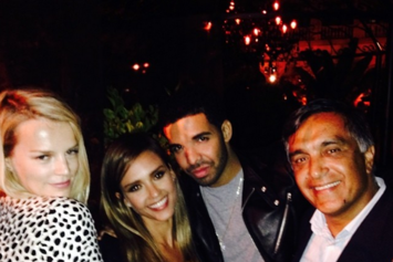 Photos: Drake Hosts ESPYs After Party At L.A. Mansion