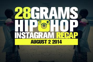 28 Grams: Hip-Hop Instagram Recap (Aug 2)