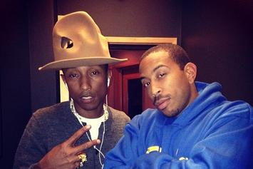 "Ludacris Announces New Single ""Chance To Win"" Produced By Pharrell"