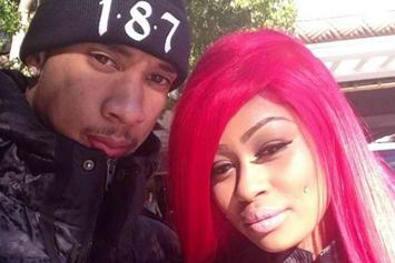 Tyga Breaks Up With Blac Chyna