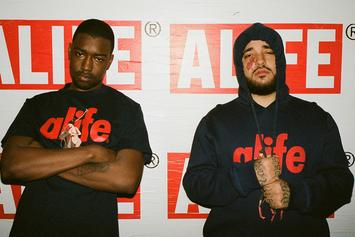 Members Of A$AP Mob Model For ALIFE's Fall Lookbook