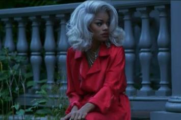 "BTS Of Teyana Taylor's ""Maybe"" Video"
