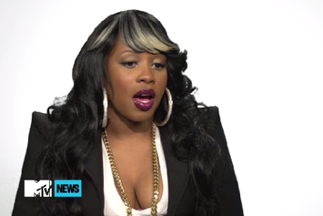 """Remy Ma Planning To Release New Mixtape """"I'm Around"""", Possibly Next Week"""
