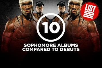 10 Sophomore Albums Compared To Debuts