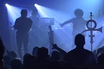 Prince Brings Out Kendrick Lamar At Release Party