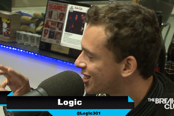 Logic On The Breakfast Club