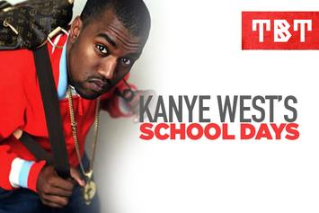 #TBT: Deep Cuts From Kanye West's School Days