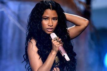 "Nicki Minaj's ""The Pinkprint"" Pushed To December [Update: Album Cover Revealed]"