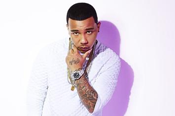 Yung Berg Arrested For Attacking Girlfriend