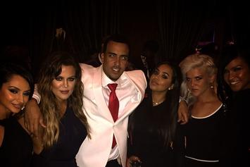 Photos: French Montana Celebrates His Birthday With Diddy, Khloe Kardashian, Kim Kardashian & More