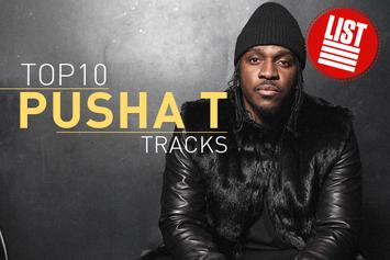 Top 10: Pusha T Tracks