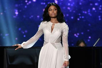"Nicki Minaj Reveals Tracklist For ""The Pinkprint"" [Update: Bonus Track With Drake & Wayne Revealed]"