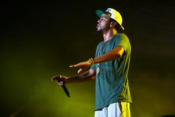 """J. Cole's """"2014 Forest Hills Drive"""" Debuts At Number One On The Billboard 200"""