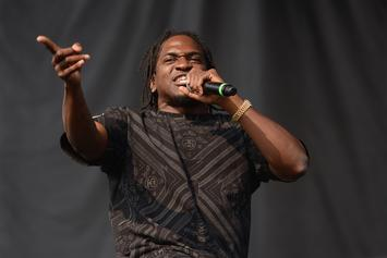 """Pusha T Comes At Wale On Twitter Over """"Festivus"""" Mixtape"""