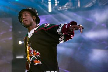 Joey Bada$$ Arrested After Allegedly Breaking Security Guard's Nose In Australia [Update: Statement From Joey's Rep Released]
