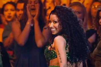 "Nicki Minaj's  ""My Time Again"" Documentary (Trailer)"