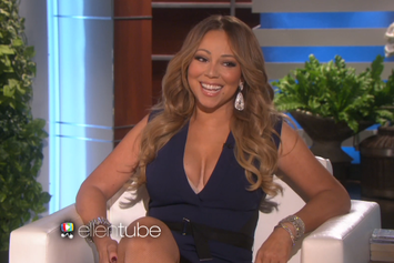 Mariah Carey Announces Las Vegas Residency On Ellen