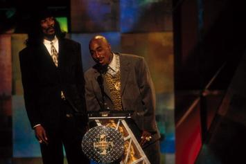 Tupac Shakur Exhibit To Open At The Grammy Museum Feb. 2nd