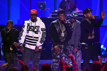 """50 Cent Reveals """"The Beast Is G-Unit"""" EP Artwork [Update: Tracklist Revealed]"""
