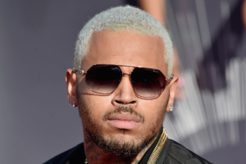 Someone Tried To Sell Chris Brown's Jail ID For $10,000