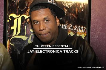 13 Essential Jay Electronica Tracks