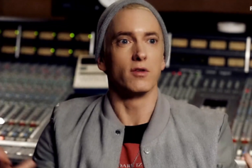 "Eminem, Dr. Dre & 50 Cent Star In ""Not Afraid: The Shady Records Story"" Documentary"